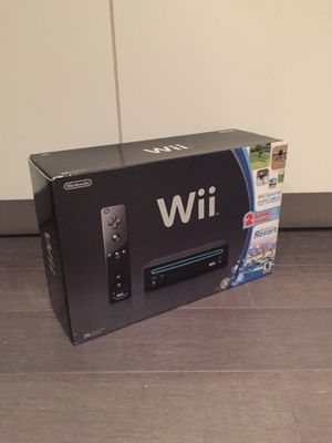 Wii bundle with wii sports and other games for Sale in Washington, DC