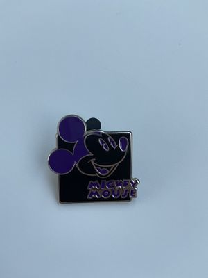 Purple Mickey Mouse Disney pin for Sale in Riverview, FL