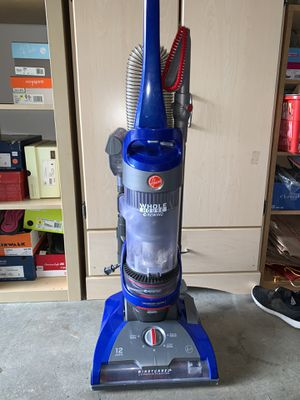 Hoover Wind Tunnel 2 Whole House Rewind Upright Vacuum for Sale in Portland, OR