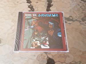 Genius / Gza - 'Liquid Swords' CD Album - New / Sealed - Wu Tang for Sale in Hialeah, FL
