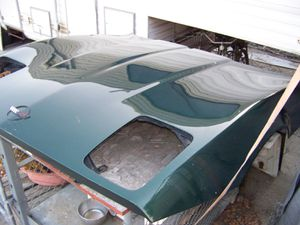 CORVETTE HOOD ORIG. GM for Sale in Montclair, CA