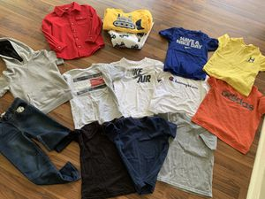 Boys Kids clothing size 5T Nike Adidas Hilfiger Champion Old Navy for Sale in Apopka, FL