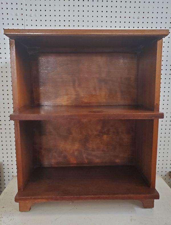 Antiques Vintage Primitive Furniture Rare Johnson Handley Johnson Brothers Bookshelves