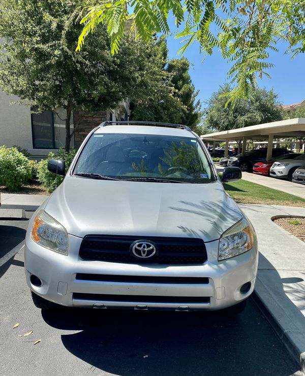 2006 TOYOTA RAV4 2.5L 4-CYLINDERS FWD— clean title