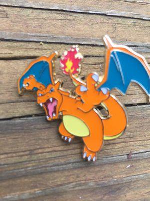 Pokemon Charizard enamel pin for Sale in Brentwood, NC