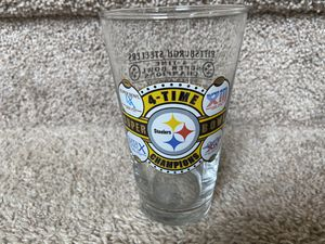 NFL Pittsburgh Steeler Super Bowl Collectible Beer Glass for Sale in Greensboro, NC
