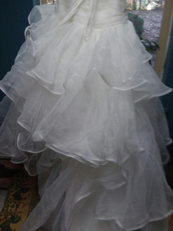 Maggie Sottero Mermaid Wedding Dress Size 10