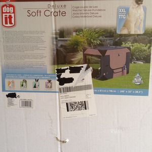 Dog It Soft Crate LG Size for Sale in Fontana, CA