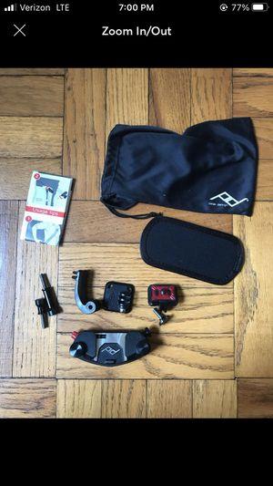 Peak design gopro camera mount for Sale in New York, NY