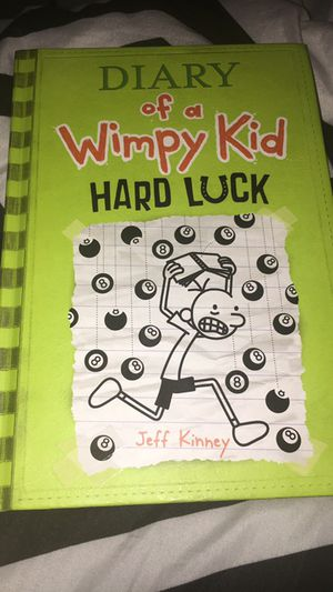 diary of a wimpy kid hard luck for Sale in Laveen Village, AZ