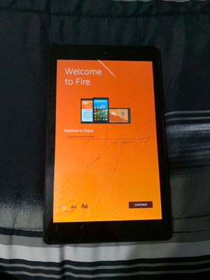 Amazon Fire Tablet $25 OBO for Sale in Plant City, FL