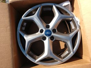 Ford Focus ST rims with Lug Nuts Set Of 4 for Sale in Hamilton Township, NJ