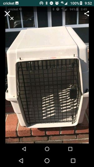 Large Dog Crate for Sale in Alexandria, VA