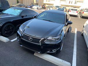 2013 Lexus GS350 FSport for Sale in Bellflower, CA