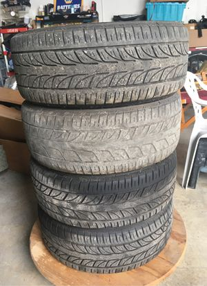 BMW three series rims and tires for Sale in Delray Beach, FL