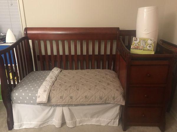 Tuscany/Princeton Crib with BONUS items!!!!!