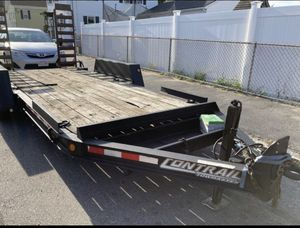 2002 Contrail Towmaster Utility Trailer for Sale in Lowell, MA