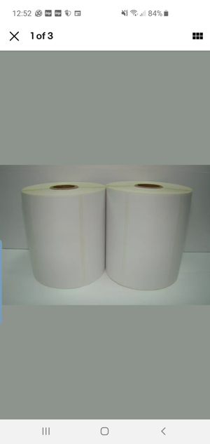 THERMAL LABELS 3X2 for Sale in Burbank, CA
