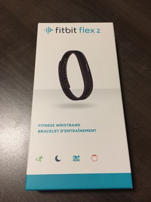 Fitbit Flex 2 - New, Unopened, Sealed for Sale in Chandler, AZ