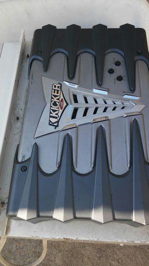 kicker amp for Sale in Long Beach, CA