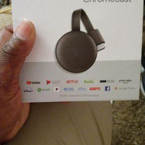 Chromcast for Sale in Corpus Christi, TX
