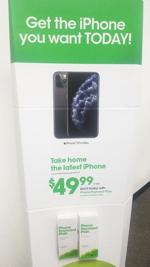 Take home any phone starting $150 with $50 down for Sale in Fresno, CA