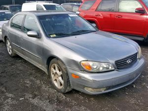 2004 INFINITI I35 3.5L 206639 Parts only. U pull it yard cash only. for Sale in Marlow Heights, MD