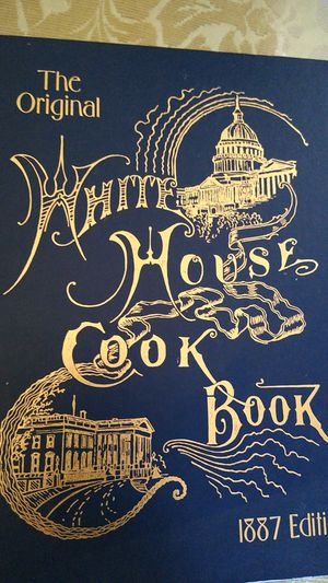Book Whitehouse Cook Book for Sale in WHT SETTLEMT, TX