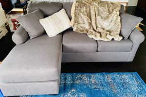 Sofa Chaise Sectional for Sale in Portland, OR