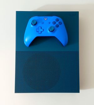 Xbox One S Special Edition Deep Blue Console for Sale in Orlando, FL