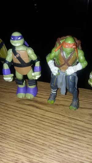 Ninja Turtles for Sale in Grayslake, IL