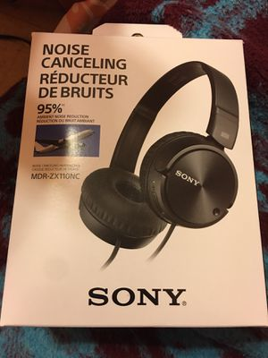 Sony Headphones for Sale in San Antonio, TX