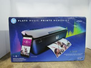 HP AMP 100 Printer (Bluetooth Speaker System) for Sale in Richardson, TX
