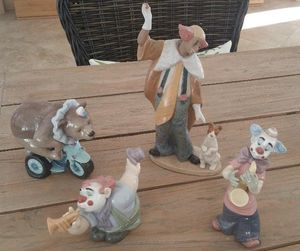 Rare set of NAO handmade figurines for Sale in Cave Creek, AZ