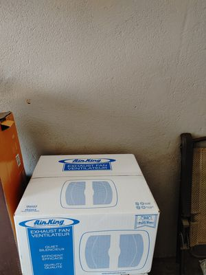 Air King Ceiling Mounted Energy star rated exhaust fan for Sale in Fresno, CA