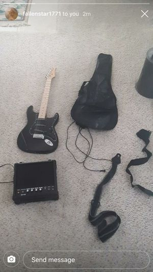 Electric guitar beginner kit for Sale in Pasco, WA