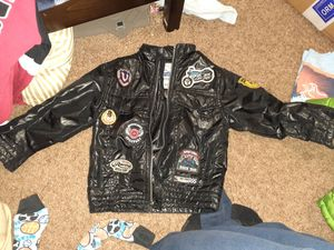 4T boys motorcycle jacket for Sale in Iowa Park, TX