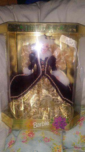 Happy Holidays Barbie for Sale in Spokane, WA