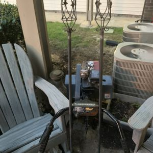 Tiki Torch Poles for Sale in Virginia Beach, VA