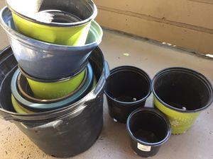 Plant pots for Sale in Arlington, TX
