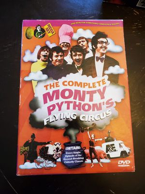 Monty Python DVD Collectible Set for Sale in Herndon, VA
