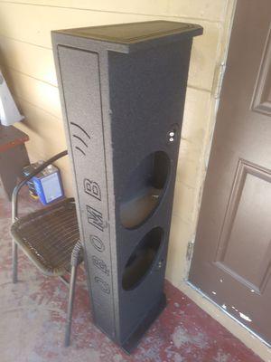"QBOMB 10"" SPEAKER BOX FOR PICK UP TRUCK for Sale in Lakeland, FL"