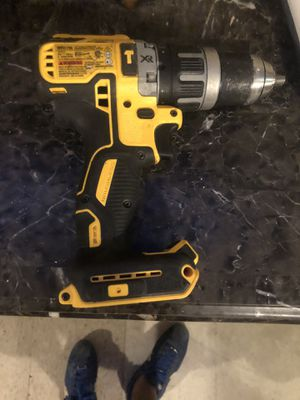 Dwalt drill 20 volts for Sale in Los Angeles, CA