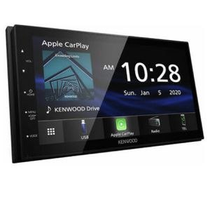 "Kenwood DMX47S Mechless Double DIN 6.8"" Bluetooth In-Dash Digital Media Receiver for Sale in Chula Vista, CA"