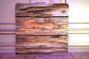 8x8 3D Rustic Fabric photo booth backdrop for Sale for sale  Cranford, NJ