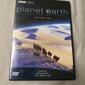 PLANET EARTH: VOL.2 (DVD) for Sale in Phoenix, AZ