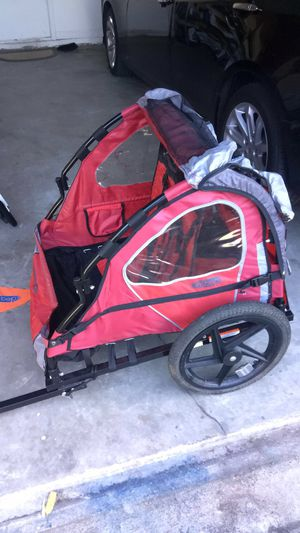 Two Child Bike Trailer for Sale in Haines City, FL