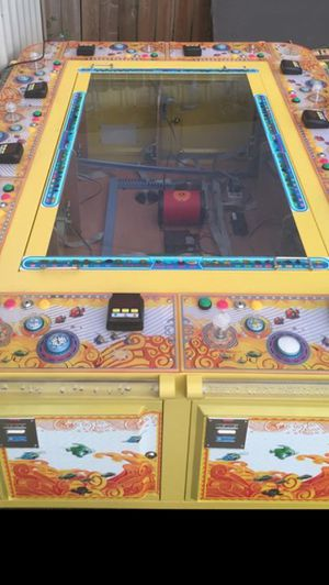 Ocean hunter arcade game/ 10 players 700 obo works for Sale in Denver, CO