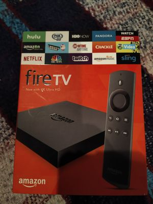Amazon fire TV gen 2 for Sale in Los Angeles, CA