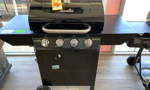 New Black Char-Broil 4 Burner BBQ Grill! LXK for Sale in Chino Hills, CA